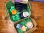 Greenish Boxes