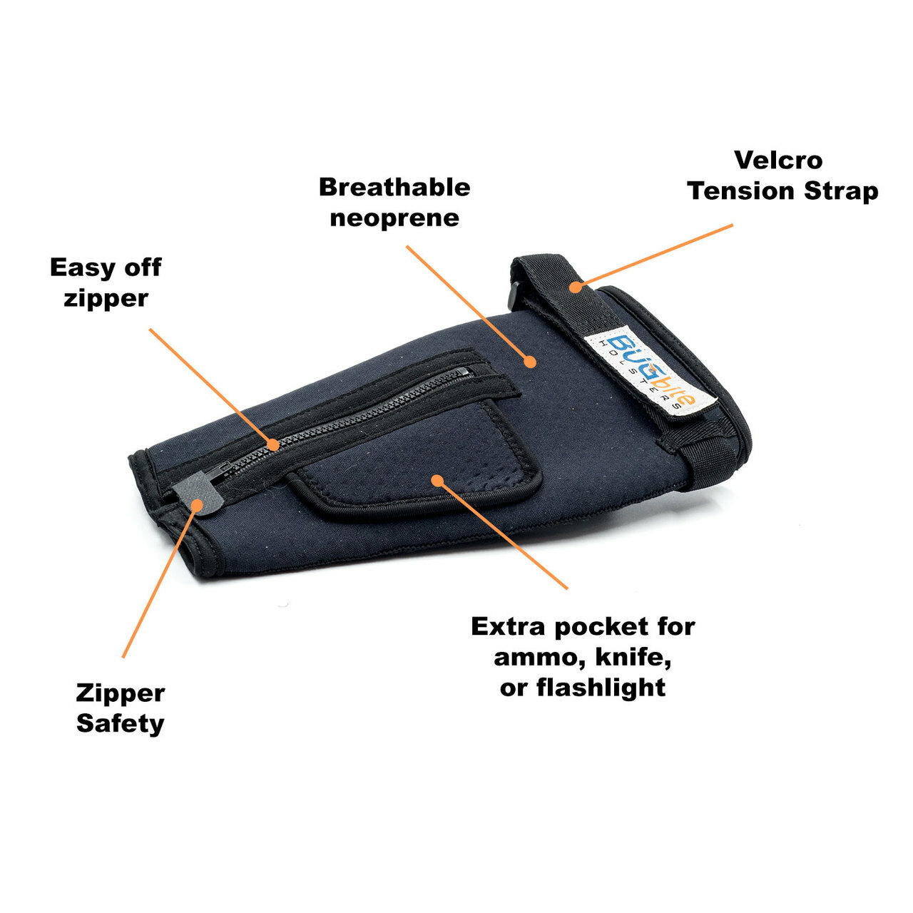 The BUGBite Holster