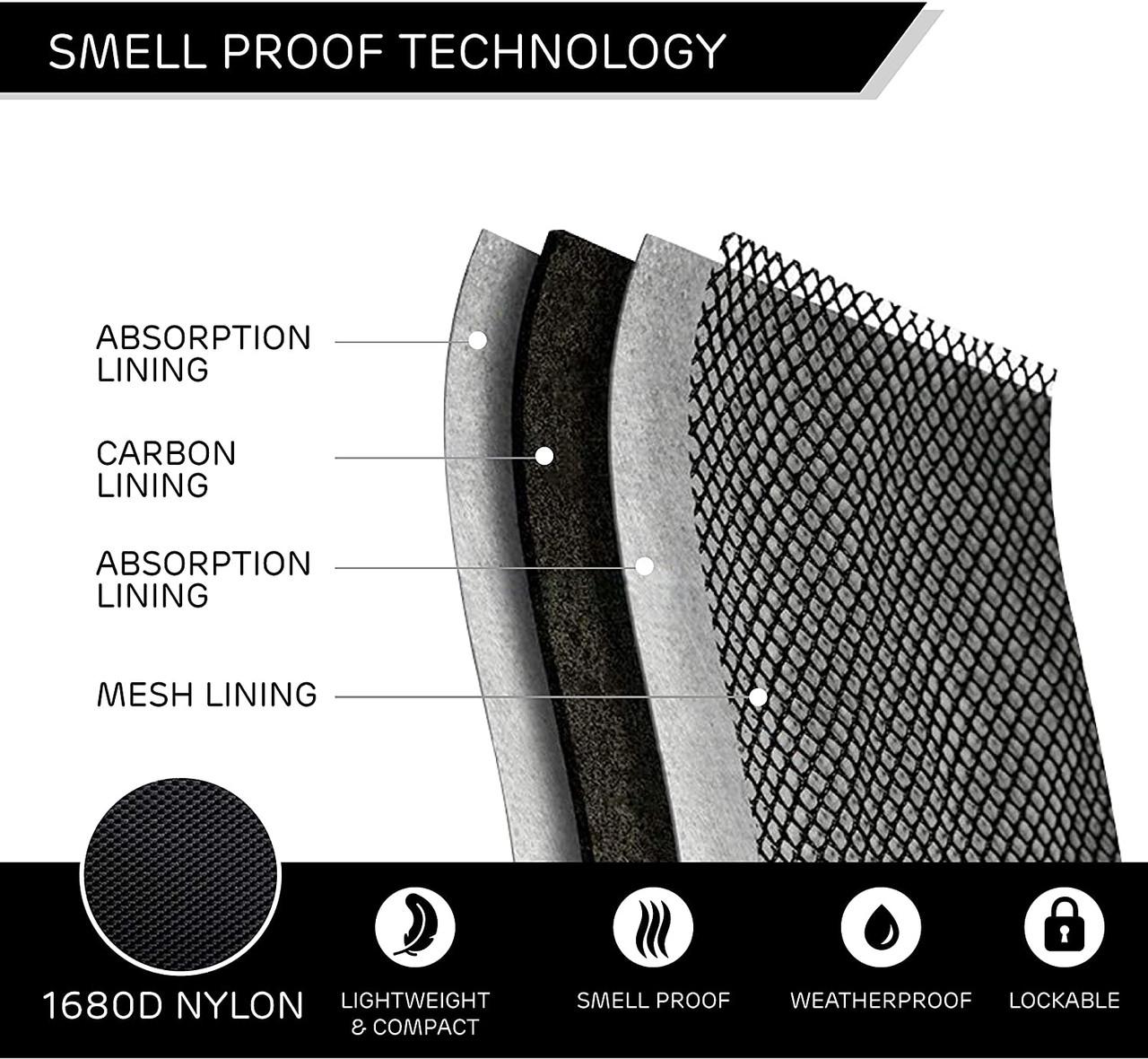 Vault Smell Proof Case