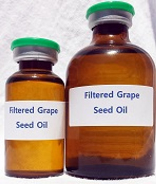950ML Sterile Grapeseed Oil in Bulk Quantity. This is for one 950ml bottle.