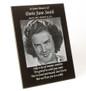 Engraved Granite Memorial Plaque