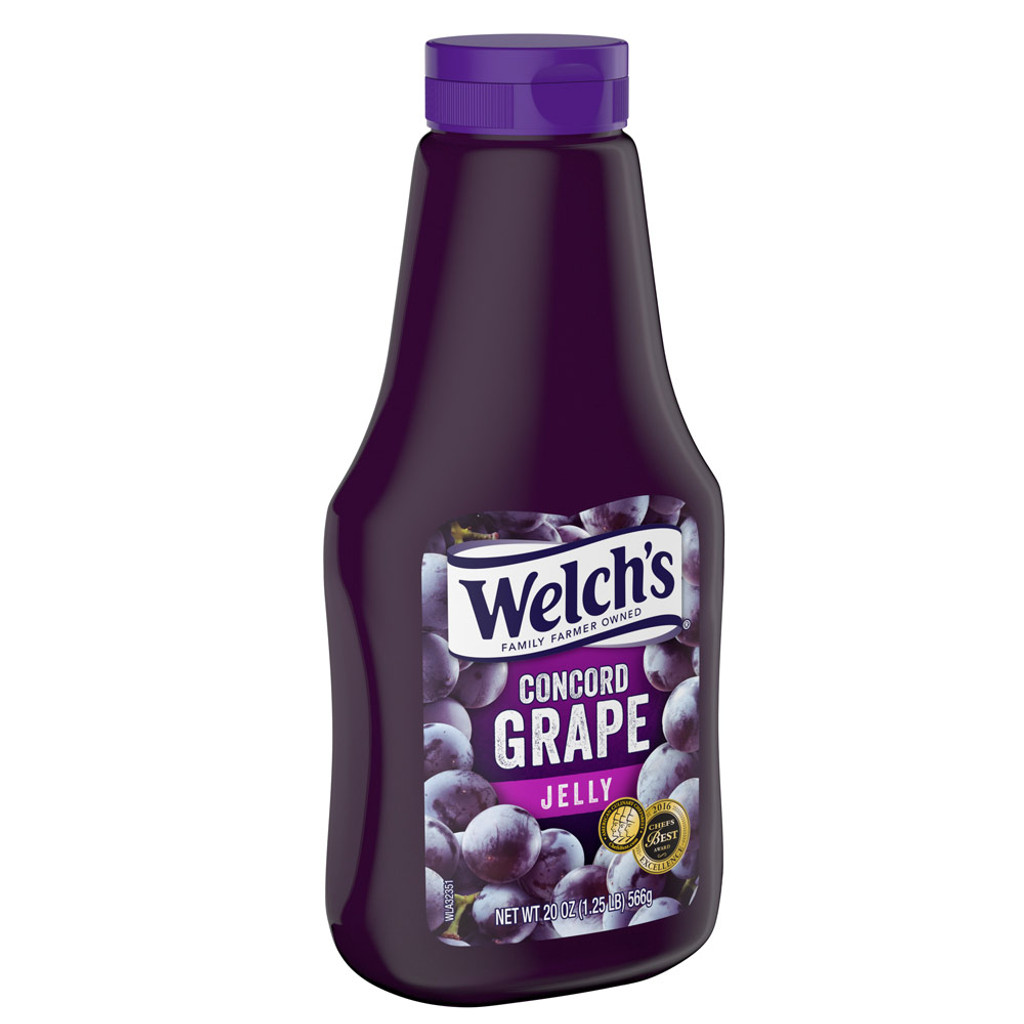 Grape Jelly Squeeze Bottle - 20oz