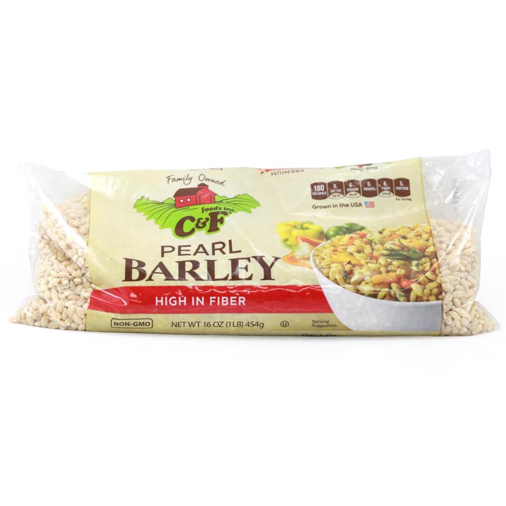 Pearl Barley - 1lb