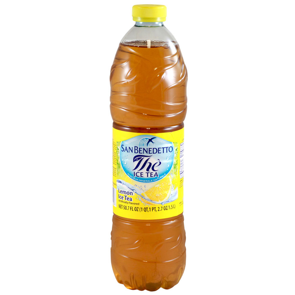 Lemon Iced Tea - 1.5L x 6