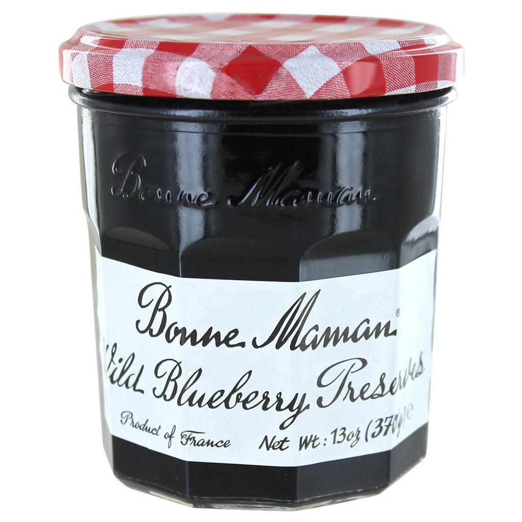 Wild Blueberry Preserves - 13oz