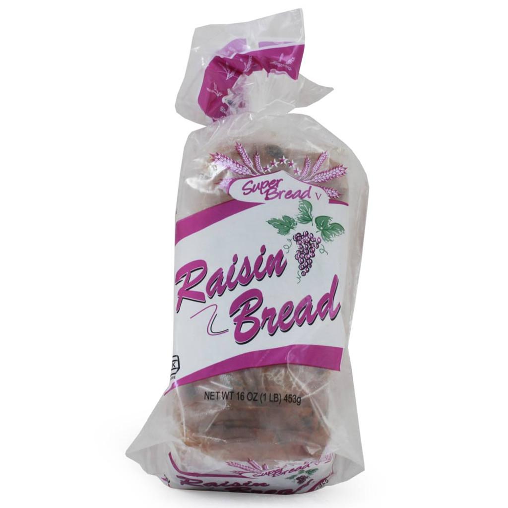 Cinnamon Raisin Bread Loaf - 1ct