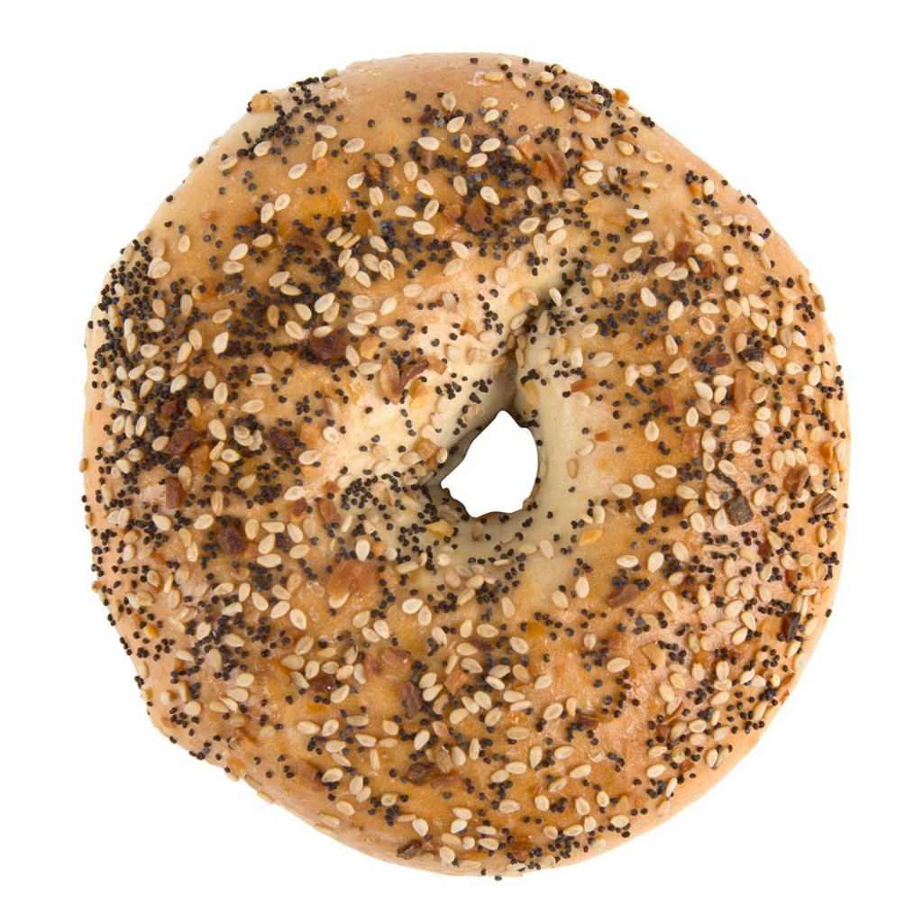 Everything Bagels (Frozen) - 15ct