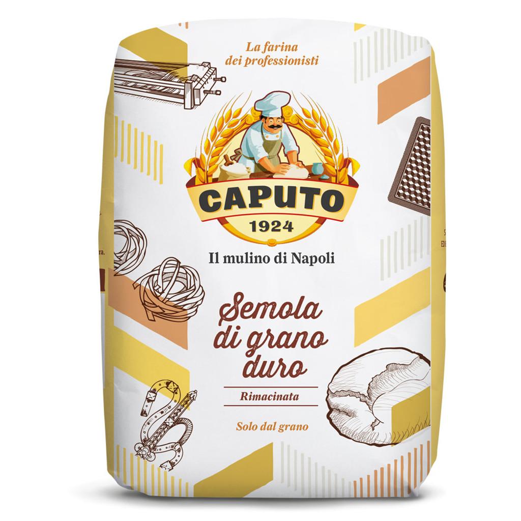 Caputo Semolina Flour - 1kg