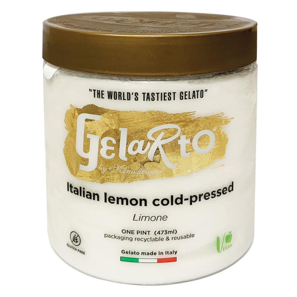Lemon Sorbetto (Frozen) - 1pt