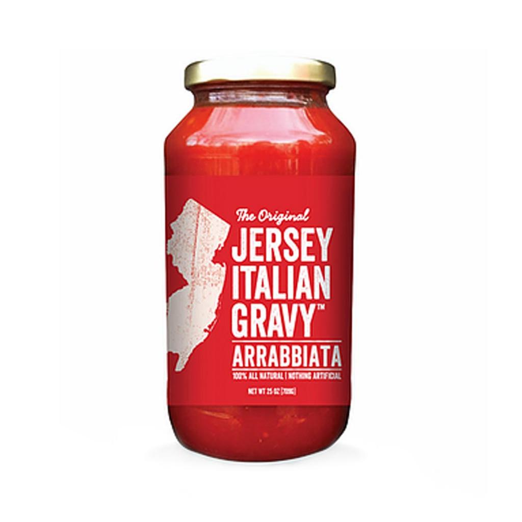 Jersey Italian Arrabbiata Tomato Sauce - 24oz