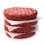 8oz Beef Burger Patties - 5ct