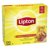 Black Traditional Blend Tea - 100ct
