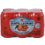Blood Orange Beverage - 330mL x 6