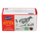 Salted Butter Quarters - 1lb