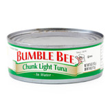 Chunk Light Tuna in Water - 5oz