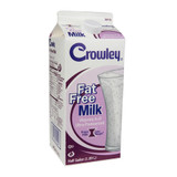Crowley Fat Free Milk - .5 gal