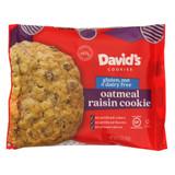 Gluten Free Oatmeal Raisin Cookie (Frozen) - 3oz x 24