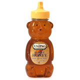 Honey Bear Squeeze Bottle - 12oz