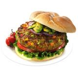 Jumbo California Veggie Burger - 5.5oz x 29