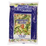 Oriental Blend Vegetable Mix (Frozen) - 2lb