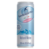 San Benedetto Still Mineral Water - 11oz x 24