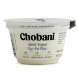 Nonfat Plain Greek Yogurt - 5.3oz x 12