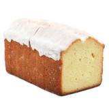 16 Slice Iced Lemon Pound Cake Loaf (Frozen) - 1ct