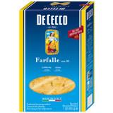 De Cecco Farfalle #93 Pasta - 1lb