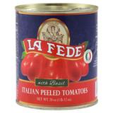 Italian Peeled Tomatoes with Basil - 28oz