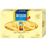 De Cecco Egg Pappardelle Pasta - 8.8oz