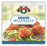 Turkey meatballs, Buona Vita