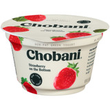 Nonfat Strawberry Greek Yogurt - 5.3oz x 12