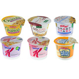 Kellogg's Wellness Cereal Cups Variety Pack - 60ct