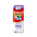 Horizon Organic 1% Vanilla Milk - 8oz