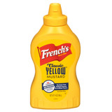 Classic Yellow Mustard Squeeze Bottle - 12oz