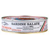 sardines salted