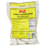 Turkey Potsticker (Frozen) - 30ct