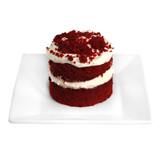 """Mini 3"""" Red Velvet Cake (Frozen) - 12ct ($3.00 each)"""