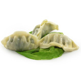 Kale and Vegetable Dumplings (Frozen) - 2.5lb