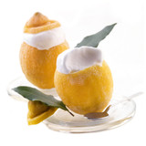 Lemon Ripieno Sorbet (Frozen) - 4.8oz x 12