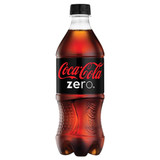 Coca-Cola Zero Sugar - 20oz x 24