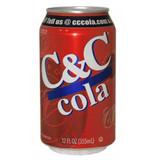 C&C Cola - 12oz x 24