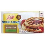 Eggo Nutri-Grain Whole Wheat Waffles (Frozen) - 10ct