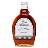 Organic Maple Syrup Decorative Bottle - 12oz