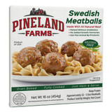 Gluten Free Swedish Meatballs (Frozen) - 1lb