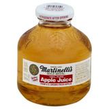 100% Pure Apple Juice - 10oz x 24