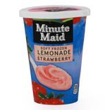 Soft Frozen Strawberry Lemonade Cups - 12oz x 12