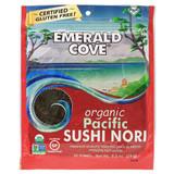 Organic Toasted Sushi Nori - 1.76oz