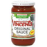 Vincent's Original Hot Tomato Sauce - 16oz