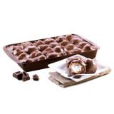 Dark Chocolate Profiteroles (Frozen) - 24ct ($1.24 each)